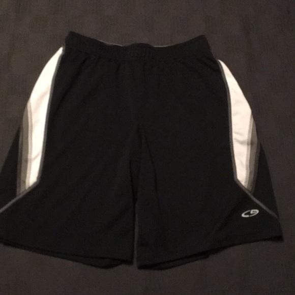 champion performance shorts